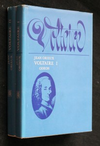 Voltaire, neboli, Vláda ducha, 1.-2. díl
