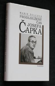 náhled knihy - Prodloužený čas Josefa Čapka