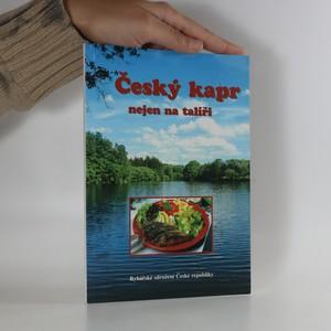 náhled knihy - Český kapr nejen na talíři