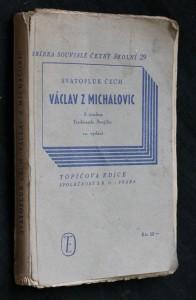 náhled knihy - Václav z Michalovic