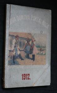 náhled knihy - Nová domová pokladnica, ročník XV.