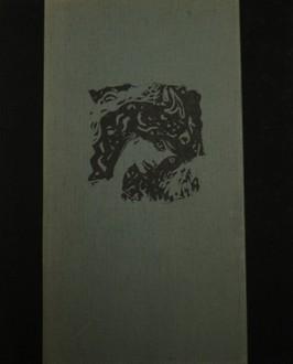 náhled knihy - Dřevoryty : básně