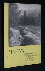 náhled knihy - Zprávy krajského vlastivědného střediska v Olomouci, číslo 80