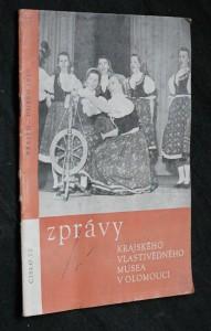 náhled knihy - Zprávy krajského vlastivědného musea v Olomouci, číslo 77