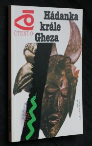 náhled knihy - Hádanka krále Gheza