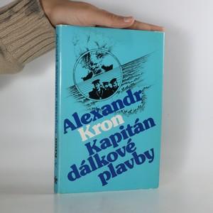 náhled knihy - Kapitán dálkové plavby