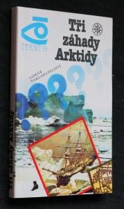 náhled knihy - Tři záhady Arktidy