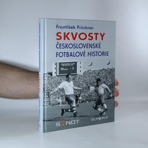 náhled knihy - Skvosty československé fotbalové historie