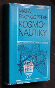 náhled knihy - Malá encyklopedie kosmonautiky
