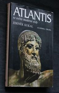 náhled knihy - Atlantis ve světě moderní vědy