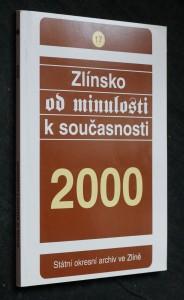 náhled knihy - Zlínsko od minulosti k současnosti