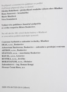 antikvární kniha 100 let obecné školy v Mladkově , 2014