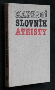 náhled knihy - Kapesní slovník ateisty