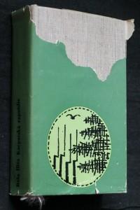 náhled knihy - Karpatská rapsódie