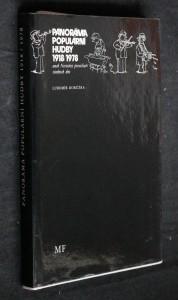 Panoráma populární hudby 1918-1978