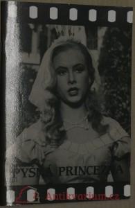 náhled knihy - Pyšná princezna