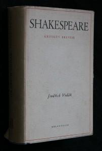 náhled knihy - Shakespeare : Kritikův breviář