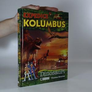 náhled knihy - Expedice Kolumbus. Dinosauři