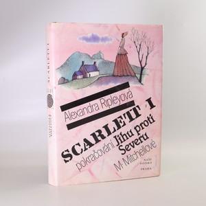 náhled knihy - Scarlett. 1. díl