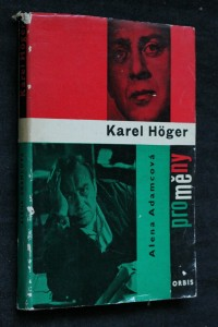náhled knihy - Karel Höger : [monografie]