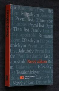 náhled knihy - Nový zákon : český ekumenický překlad