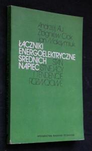 náhled knihy - Łaczniki energoelekryczne srednich napiec