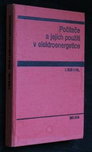 náhled knihy - Počítače a jejich použití v elektroenergetice : celost. vysokošk. učebnice pro elektrotechn. fakulty vys. škol techn.