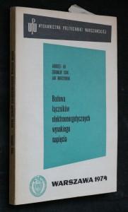 náhled knihy - Budowa łaczników elektroenergetycznych wysokiego napięcia