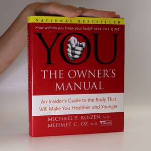 náhled knihy - You. The Owner's Manual.