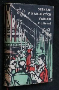 náhled knihy - Setkání v Karlových Varech
