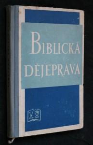 Biblická dějeprava