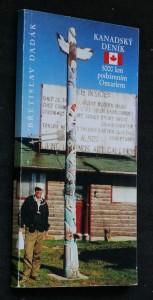 náhled knihy - Kanadský deník : 5000 km podzimním Ontariem