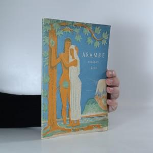 náhled knihy - Arambe (výtisk č. 334)