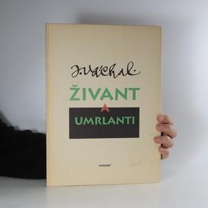 náhled knihy - Živant a umrlanti