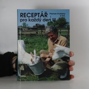 náhled knihy - Receptář pro každý den. Díl III.