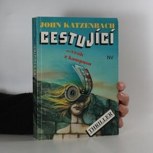 náhled knihy - Cestující vrah z kampusu