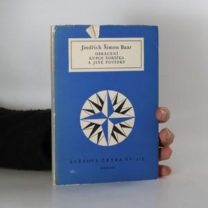 náhled knihy - Obrácení kupce Šoršíka a jiné povídky