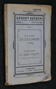 náhled knihy - Zábavy večerní, ročník L., číslo 4.: Za dolarem. O naší pouti.