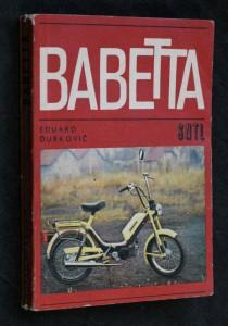 náhled knihy - Babetta