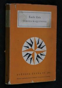 náhled knihy - Tereza Raquinová