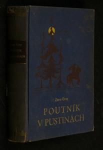 náhled knihy - Poutník v pustinách