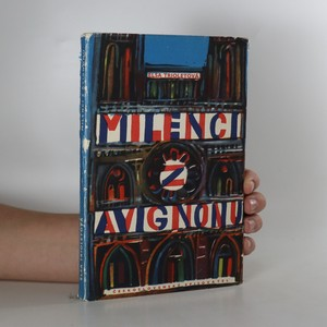 náhled knihy - Milenci z Avignonu