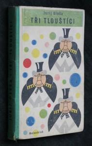náhled knihy - Tři tlouštíci