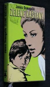 náhled knihy - Zelené kaštany