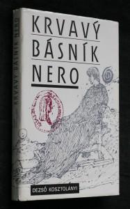 náhled knihy - Krvavý básník Nero