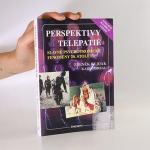 náhled knihy - Perspektivy telepatie. Slavné psychotronické fenomény 20. století