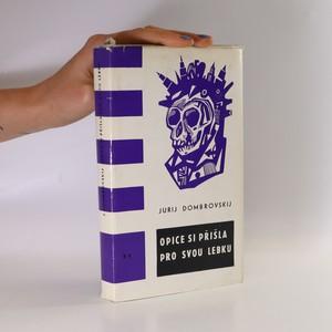 náhled knihy - Opice si přišla pro svou lebku