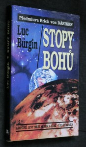 náhled knihy - Stopy bohů : záhadné jevy mezi nebem a zemí - UFO fenomén