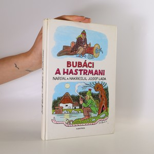 náhled knihy - Bubáci a hastrmani - Pro čtenáře od 6 let