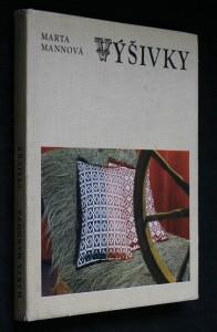 náhled knihy - Výšivky
